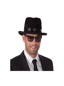 gafas negras gangster