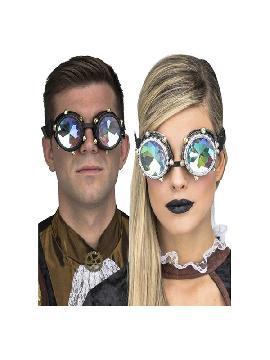 gafas steampunk en 2 colores surtidos
