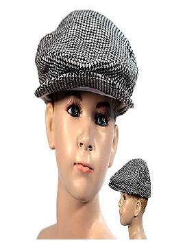 gorra de chulapo o madrileño infantil