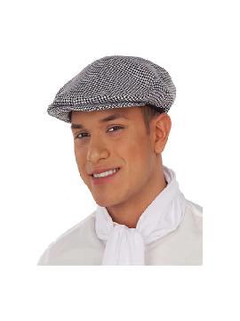 gorra de madrileño adulto 57 59 cm