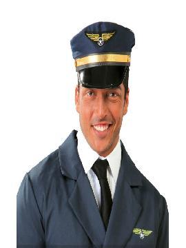 gorra de piloto adulto