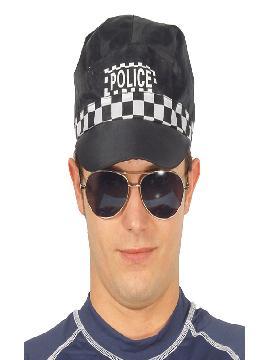 gorra de policia adulto