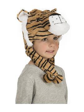 gorrito de tigre de bengala infantil