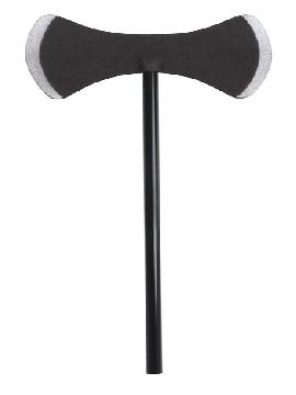 hacha medieval goma eva 100 cm