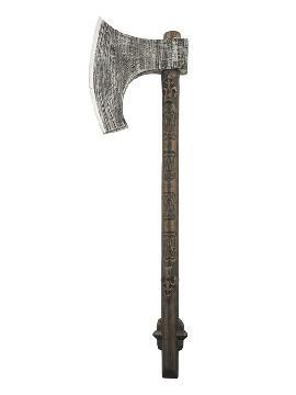 hacha vikinga de 60 cm