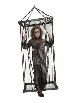 jaula terrorifica de 200 cm