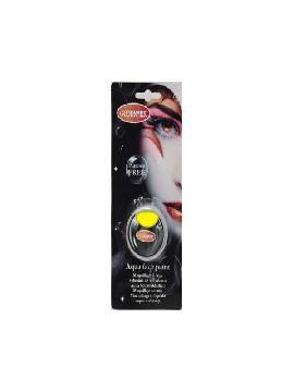 maquillaje amarillo al agua 14 gr