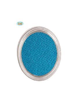 maquillaje azul cielo al agua 15grs