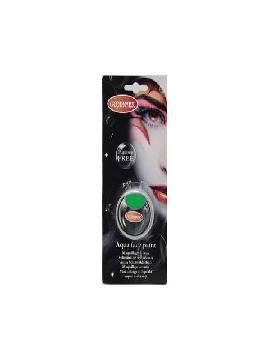 maquillaje verde al agua 14 gr