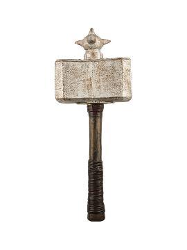martillo de guerrero vikingo de 57 cm