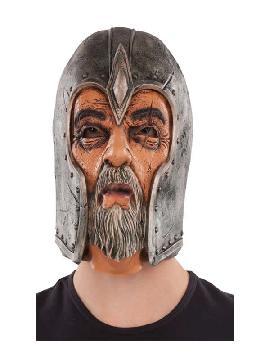 mascara de caballero de las cruzadas latex