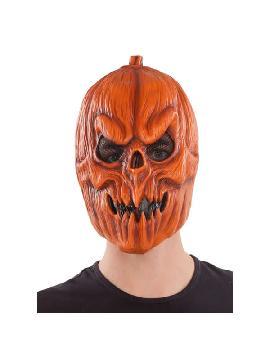 mascara de calabaza completa latex