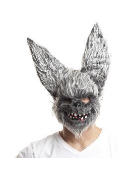 mascara de conejo diabolico