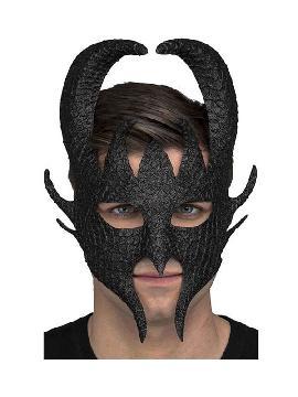 mascara de dios nordico negra