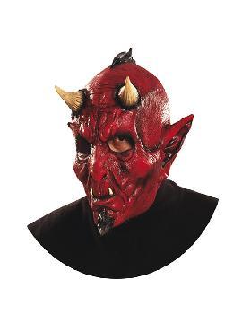 mascara de el maligno para halloween