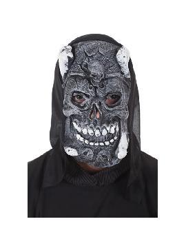 mascara de gargola halloween
