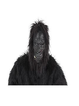 mascara de gorila completa adulto