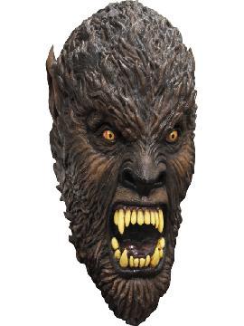 mascara de hombre lobo feroz para adulto