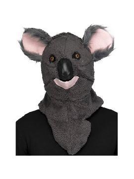 mascara de koala con movimiento de mandibula