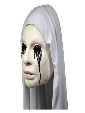 mascara de la monja blanca asylum american horror adulto