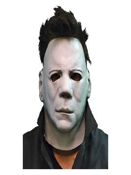 mascara de michael myers halloween adulto