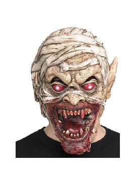 mascara de momia latex completa