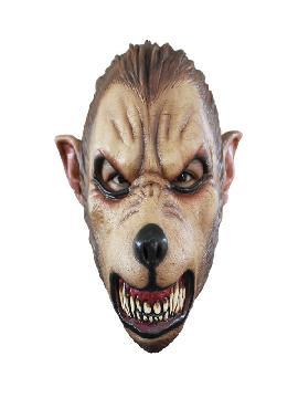 mascara de new wolf halloween