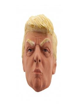 mascara de politico donald trump latex