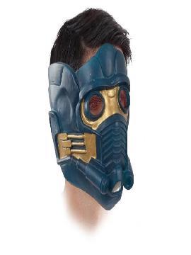 mascara de robot goma adulto