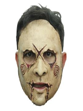mascara de saw serial killer 20 halloween adulto