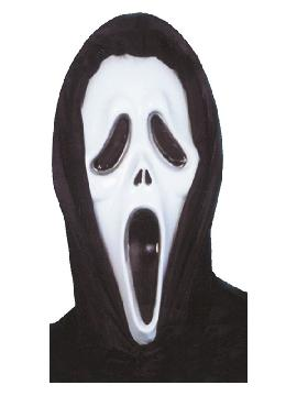 mascara de scream plastico adulto