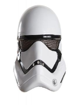 mascara de stormtrooper star wars episodio 7 adulto