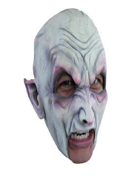 mascara de vampiro de latex