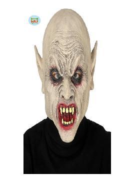 mascara de vampiro latex adulto
