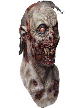 mascara de zombie leproso para adulto