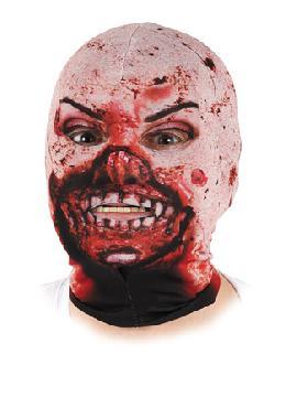 mascara lycra sangrienta