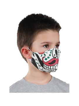 mascarilla de catrin infantil