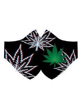 mascarilla de marihuana higienica