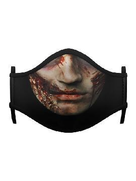 mascarilla de zombie boy halloween