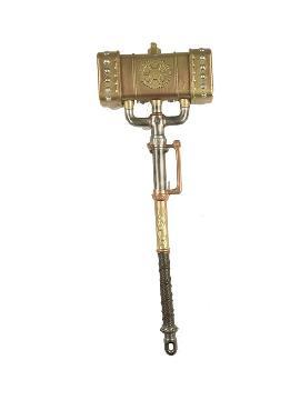 maza steampunk de 63 cm