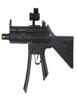 metralleta militar con vibracion y sonido 61x28 cm