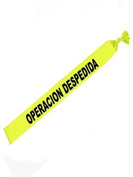 banda operacion despedida