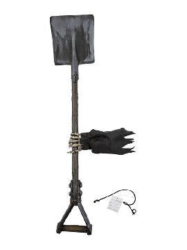 pala con mano de esqueleto 96x18 cm