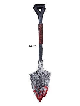 pala ensangrentada 60 cm