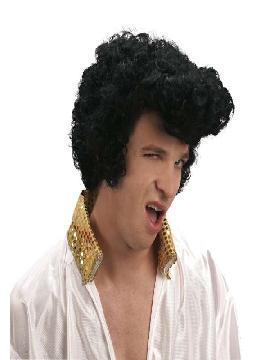 peluca rey del pop