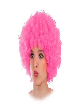 peluca rizada extra varios colores