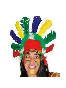 penacho de indio barato