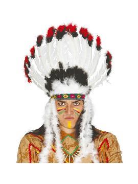penacho de indio blanco