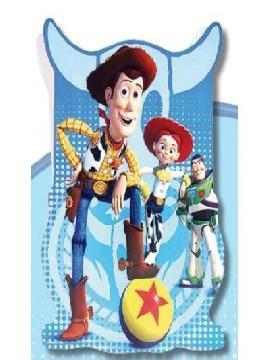piñata de toy story mediana 43x43 cm para cumpleaños