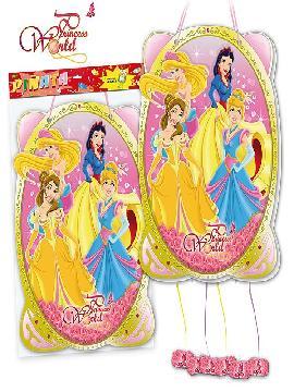 piñata grande princesas